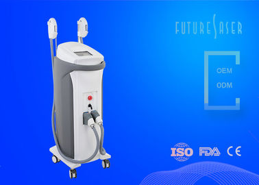 China Skin Rejuvenation SHR Hair Removal Machine 0.1ms - 9.9ms Pulse No Down Time supplier