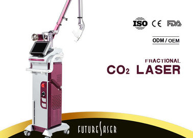 China 10600nm Wavelength Laser Skin Resurfacing Machine Easy Operation With Big Spot Size supplier
