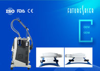 China Vertical Removable Cryolipolysis Slimming Machine Double Handle In Grey Color factory