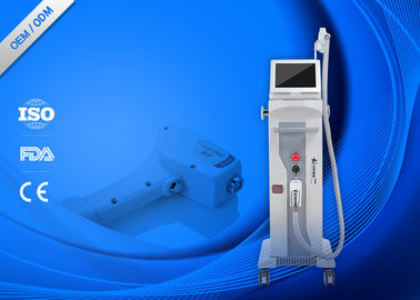 China 800W Micro Channel 808nm Diode Laser Hair Removal Machine 1 - 10Hz Frequency distributor