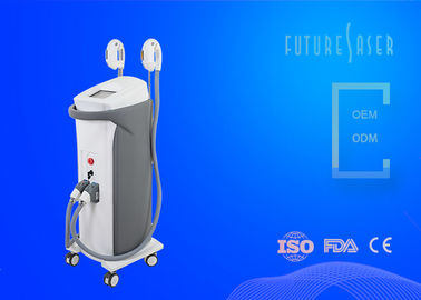 China SPA SHR Laser Machine , Laser Body Hair Removal Machine Improves Skin Elasticity factory