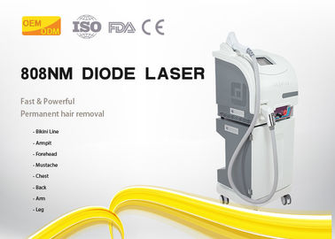 China Stable Working 808 Laser Hair Removal Device , Skin Hair Removal Machine Painless distributor