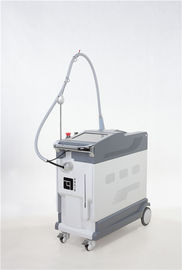 China Gray Color Nd Yag Laser Hair Removal Machine 1064nm For Red Vein Removal distributor
