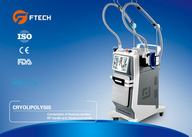 China Professional Cryolipolysis Fat Freeze Slimming Machine Safe And Effective distributor