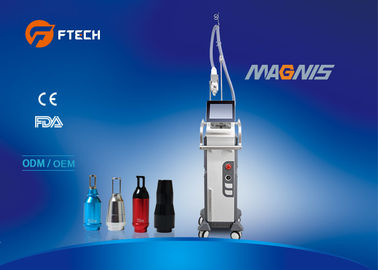 China Multi functional Q - Switch Laser Tattoo Removal Machine 1064&532 nm Nd:Yag laser distributor